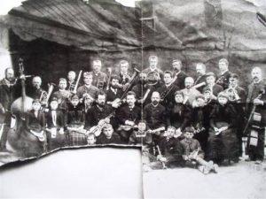 Musikkapelle 1894