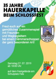 Schlossfest 2019